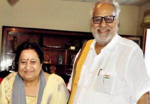 Odisha: राज्यपाल गणेशी लाल की पत्नी का कोरोना से निधन, सीएम नवीन पटनायक ने जताया शोक