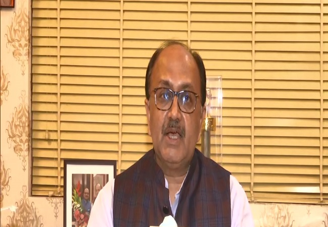 UP Cabinet Minister Siddharth Nath Singh