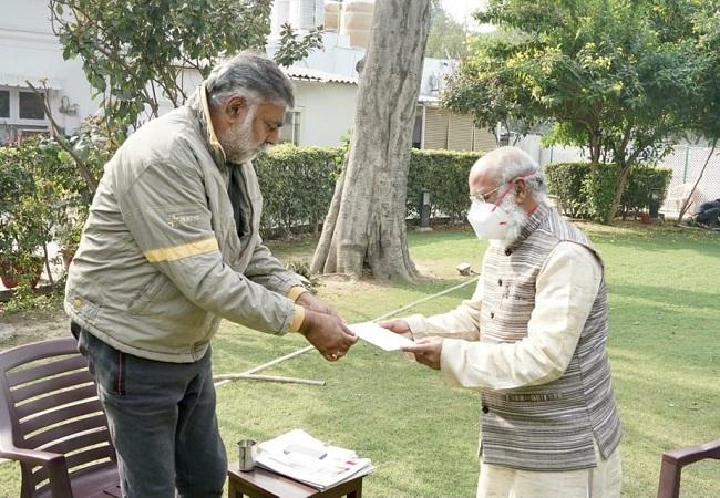 sanskar bhartis delegation