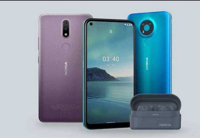 nokia 2.4 and 3.4