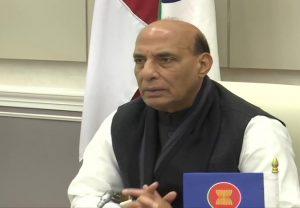ASEAN की बैठक में बोले रक्षामंत्री राजनाथ, बायोटेरियोरिज्म और महामारी से मिलकर निपटना होगा