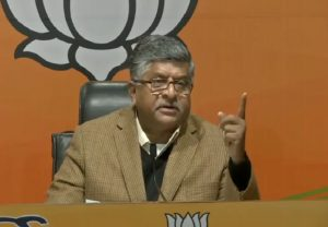 DDC Election: घाटी में कमल खिलने पर बोले रविशंकर प्रसाद, जनता ने अलगाववादियों के मुंह पर मारा तमाचा