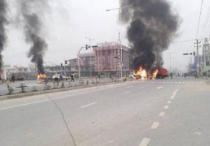 Afghanistan: काबुल में हुआ बम विस्फोट, कई लोगों की मौत, 20 से ज्यादा घायल
