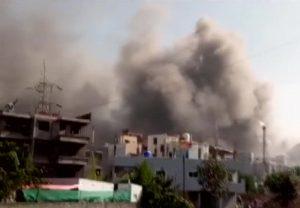 Maharashtra: कोरोना वैक्सीन बनाने वाले सीरम इंस्टीट्यूट के नए प्लांट में आग लगी, 5 की मौत