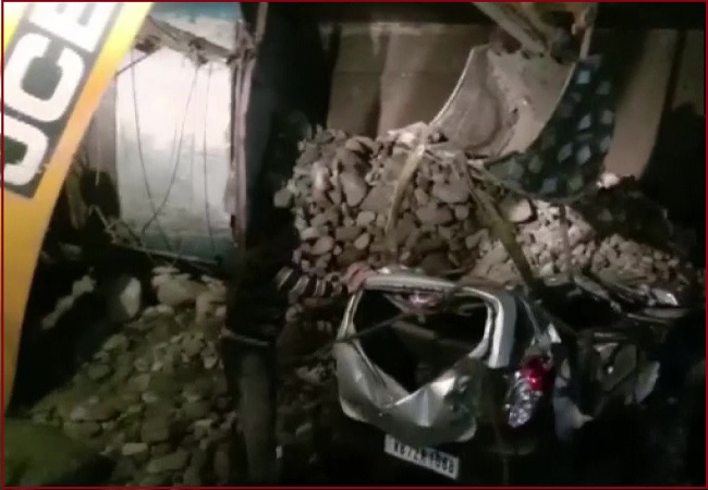 Jalpaiguri accident