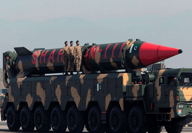 Shaheen 3 missile