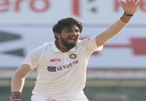India vs Eng: टेस्ट में 300 विकेट चटकाने वाले तीसरे भारतीय तेज गेंदबाज बने ईशांत