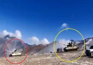 LAC पर भारत की जीत!, पीछे हटा चीनी सेना का टैंक, वीडियो आया सामने